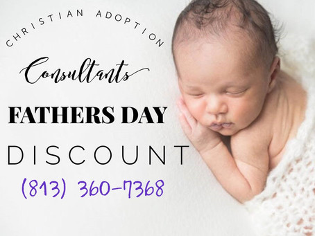 Father's Day CAC Discount