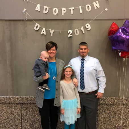 Hope In Adoption - Brian and Sara's Story