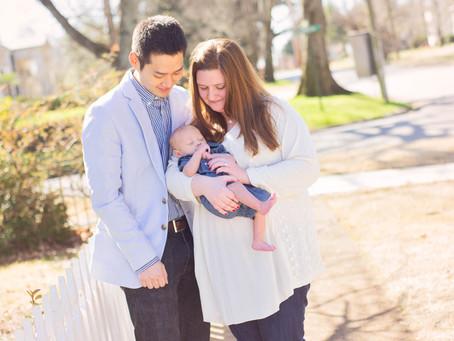 4th Generation Adoption!  Congratulations Michael & Beth