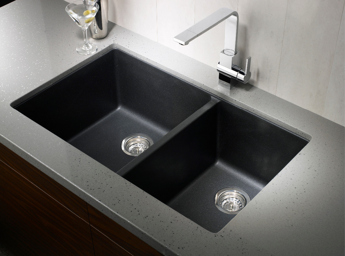black-blanco-sinks-with-double-bowl-on-gray-countertop-plus-faucet-for-kitchen-decor-ideas-blanco-44