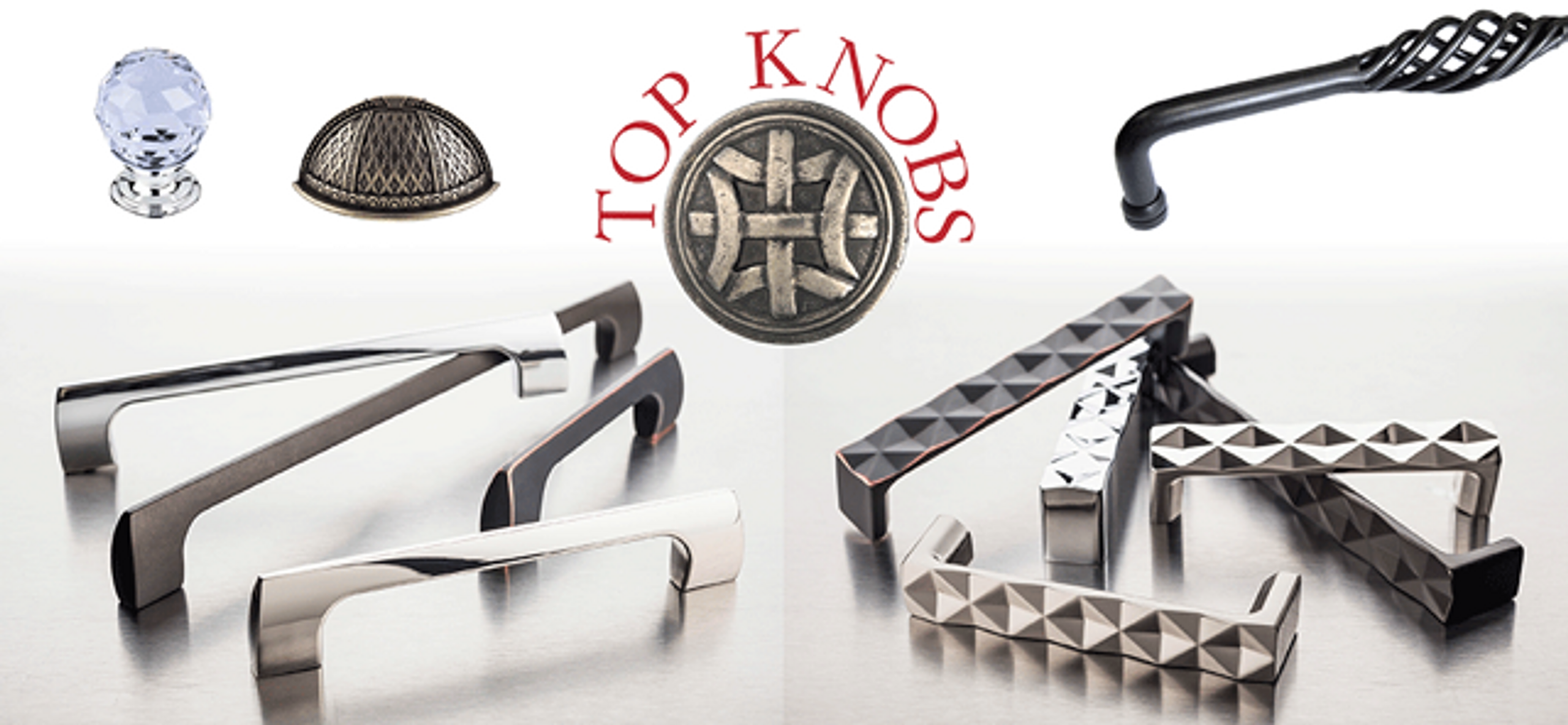 Image result for top knobs hardware logo