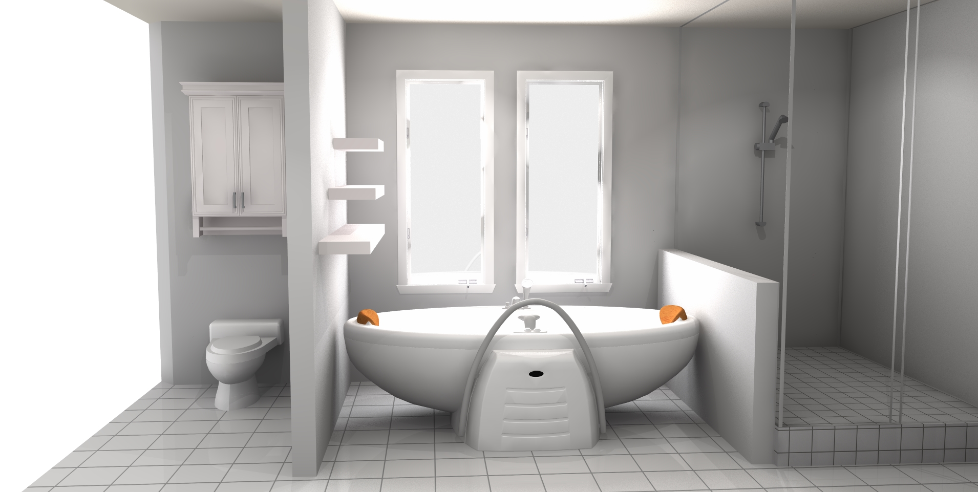 Bathroom Design 1
