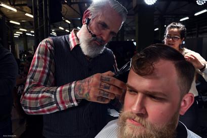 Russian Barber Week 2017