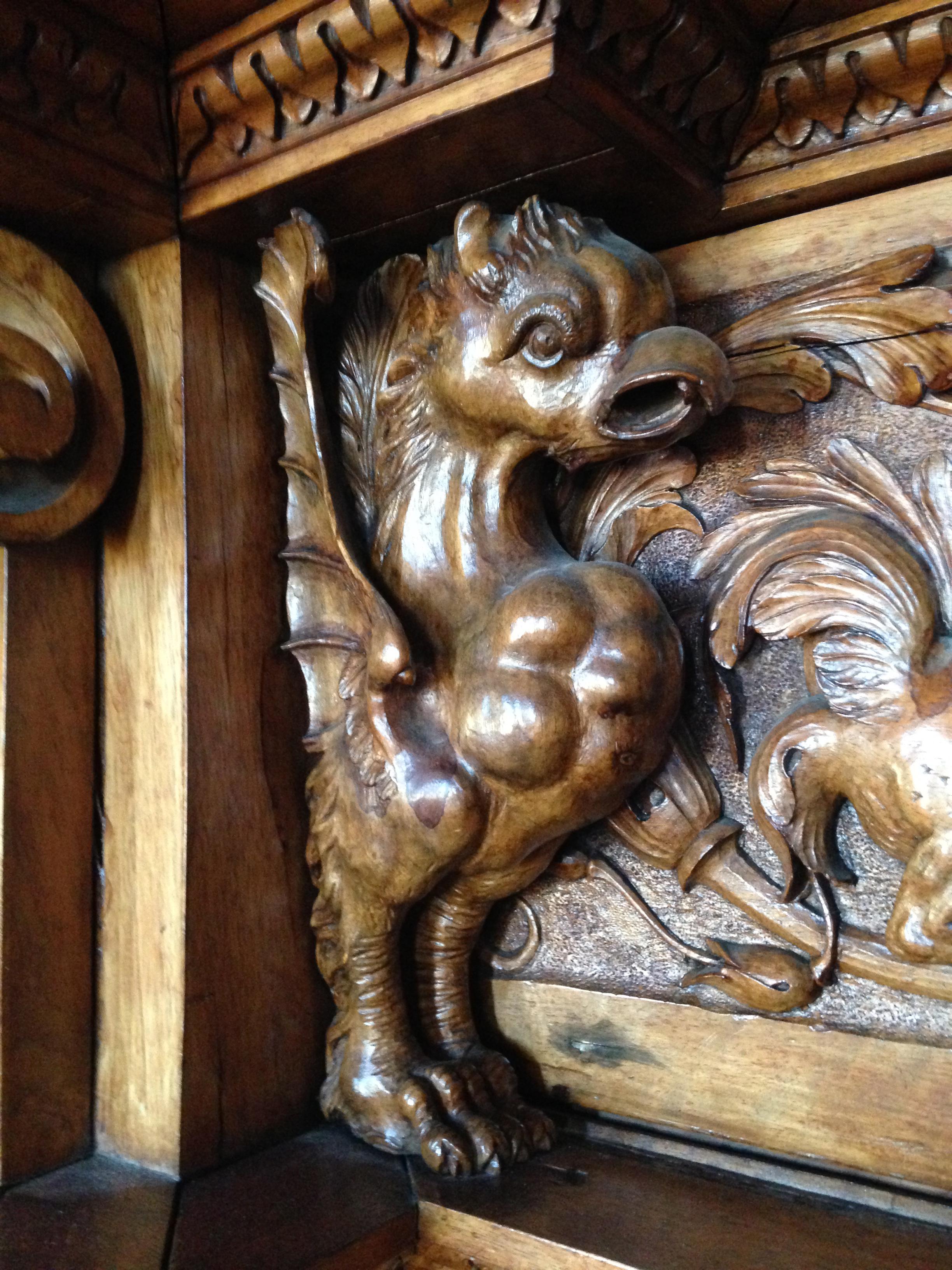 Restoration Carving
