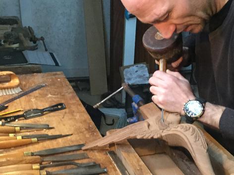 Bespoke Wood Carving