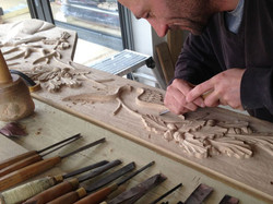 Wood Carving the Gable