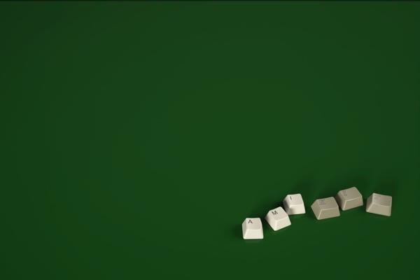 AmiKit Keys (green)