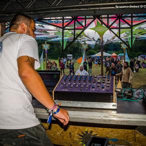 Fotky z Cosmic Dance Festivalu