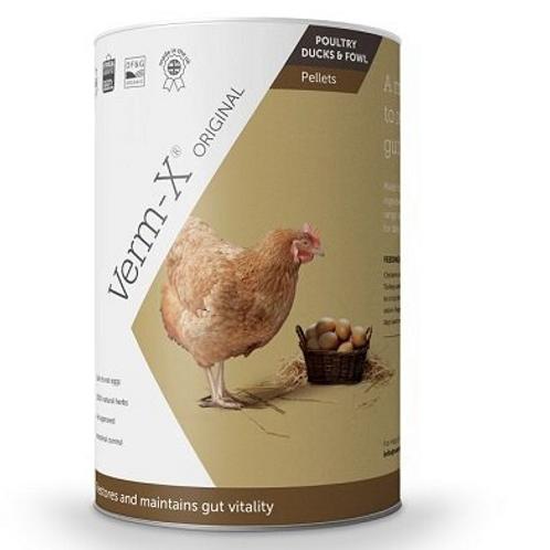 Verm X Original Herbal Pellets