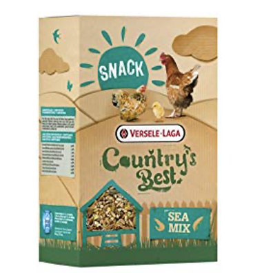 Country's Best Sea Mix Chicken Treat Food - 1kg