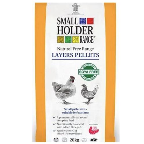 Layers Pellets - Allen & Page Smallholder