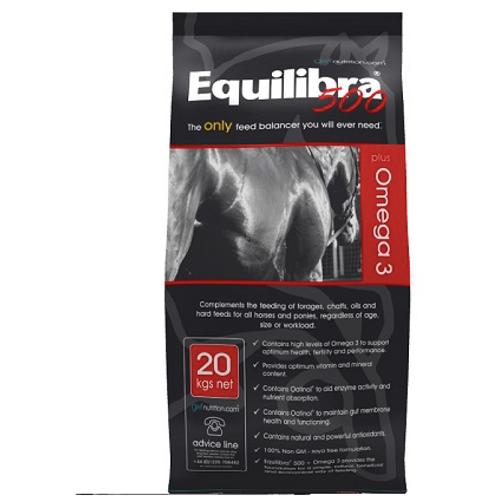 Growell Equilibra 500 & Omega 3 Balancer 20kg