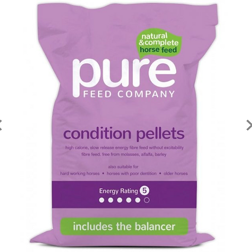 The Pure Feed Company Condition Pellets 15kg