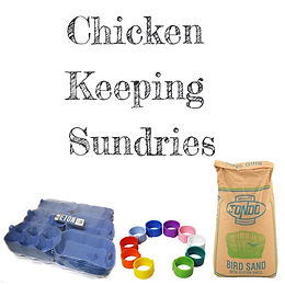 Chicken Keeping Sundries