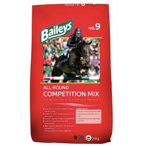 Baileys No.9 All Round Competition Mix