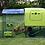 Thumbnail: Omlet Cube & Omlet Go Up Heavy Duty 1m Cover - Clear or Green