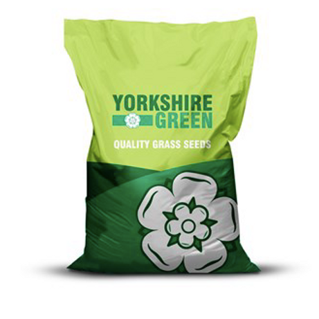 Yorkshire Green Horse & Pony Half Acre Grass Seed Mix 7kg
