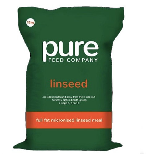 Pure Feed Company Linseed 15kg