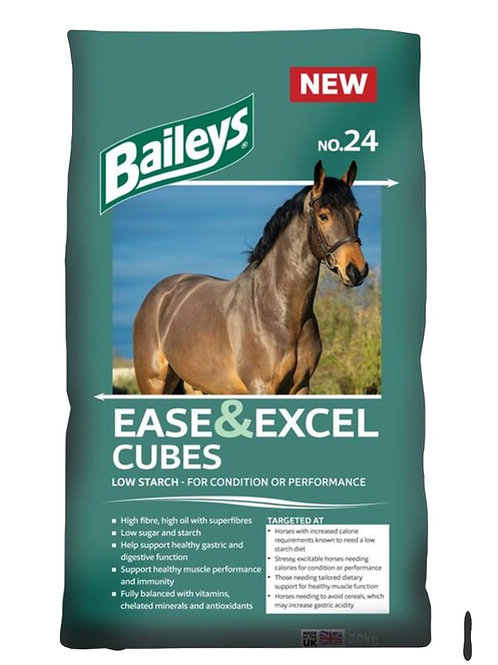 Baileys Ease & Excel Cubes No.24- 20kg