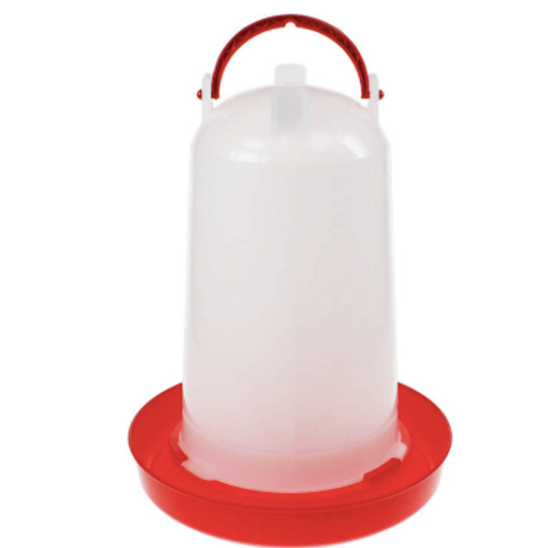 3 Litre Drinker - Red or Green