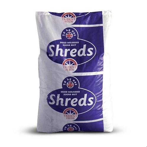 Sugar Beet Shreds 20kg