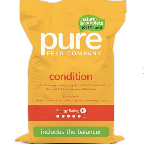 Pure Feed Company Condition Mix 15kg