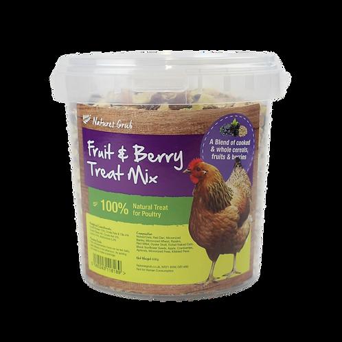 Natures Grub Fruit & Berry Chicken Treat Mix