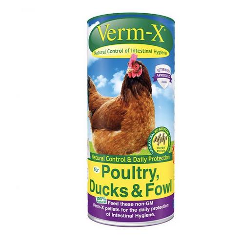 Verm X Original Herbal Pellets 750g