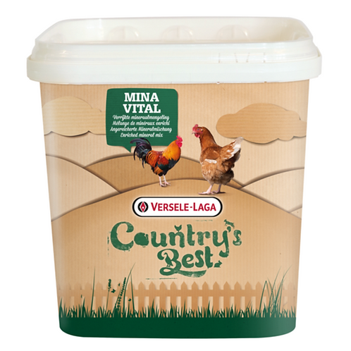 Versele Laga Mina Vital Grit, Oyster and Mineral Mix 4kg