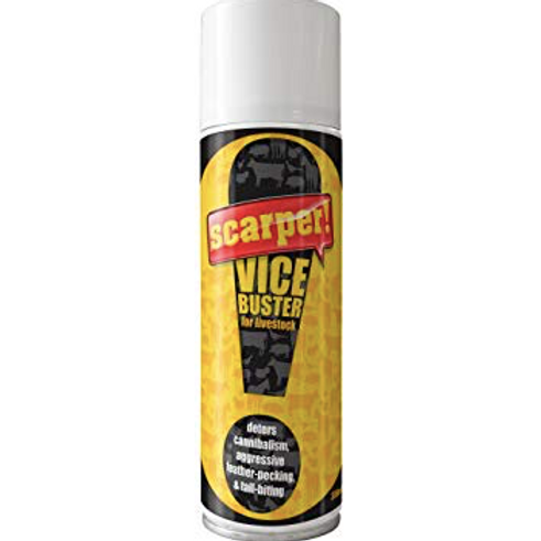 Scarper Anti Peck Spray 250ml