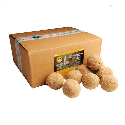 Feldy Chicken Pecker Balls - Box of 40