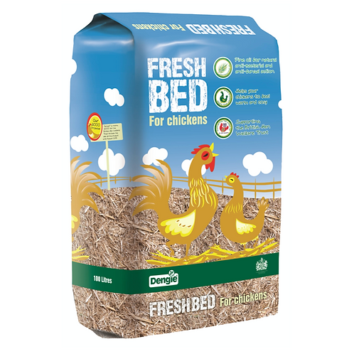Freshbed for Chickens - 100 Litres