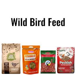 Garden & Wild Bird Feed & Accessories