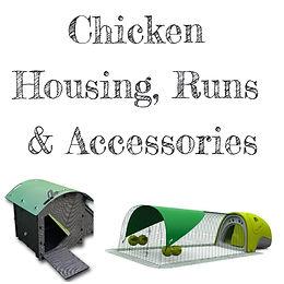 Chicken Housing, Runs & Accessories