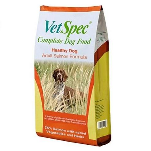 VetSpec Complete Dog Healthy Adult Salmon - 2kg