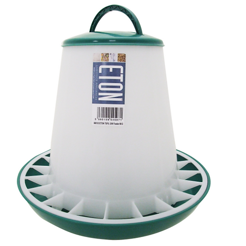 6kg Feeder in red or green