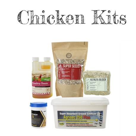 Chicken Starter Kits 1