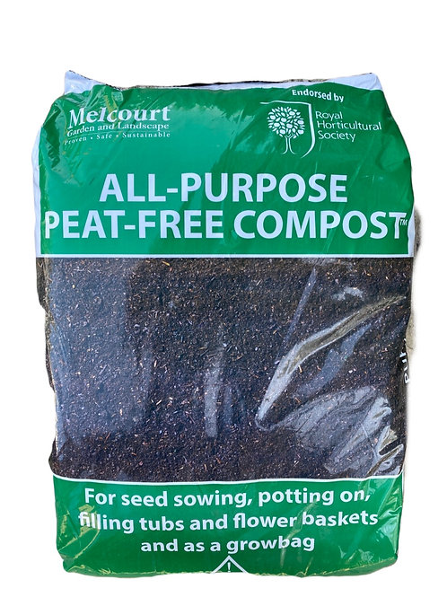 Melcourt Peat Free Multi Purpose Compost 50L
