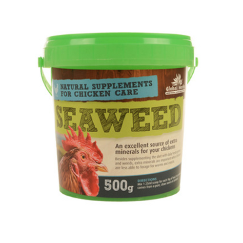 Global Herbs Poultry Seaweed 500g