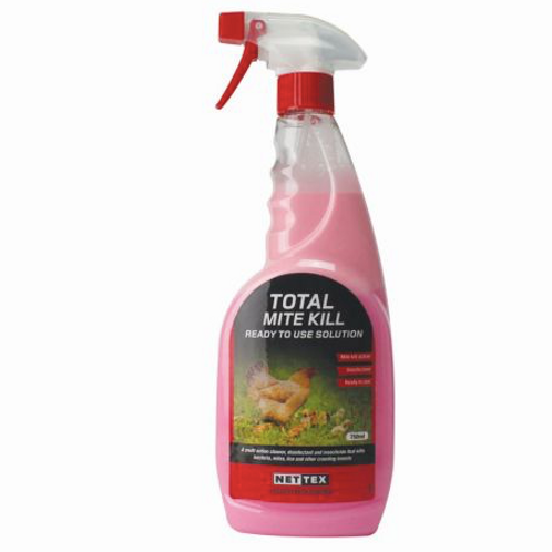 Nettex Total Mite Kill 750ml RTU