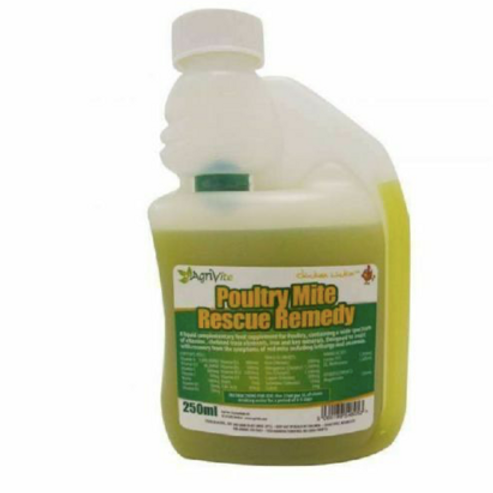 Poultry Mite Rescue Remedy - 250ml