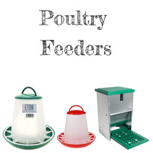 Poultry feeders 1