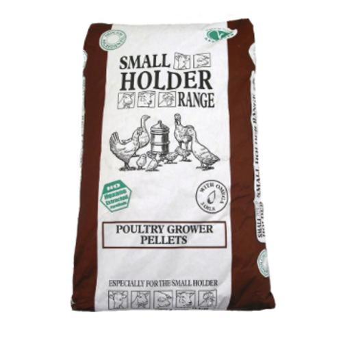 Grower Pellet - Allen & Page Smallholder