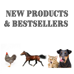 NEW PRODUCTS & BESTSELLERS
