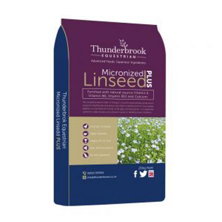 Thunderbrook Linseed Plus 20kg