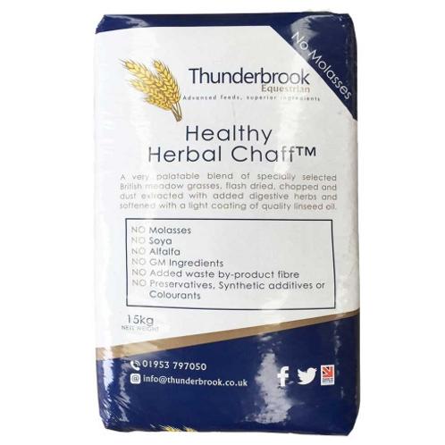 Thunderbrook Healthy Herbal Chaff 15kg