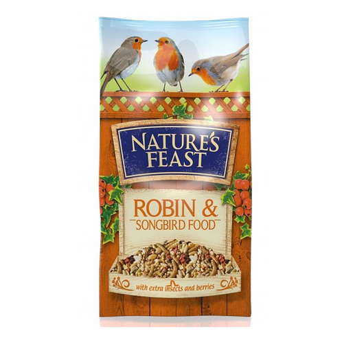 Natures Feast Robin & Songbird Food 1.75kg