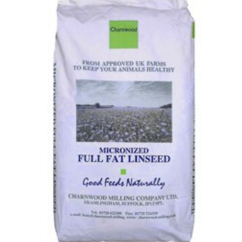 Micronised Full Fat Linseed Meal 20kg