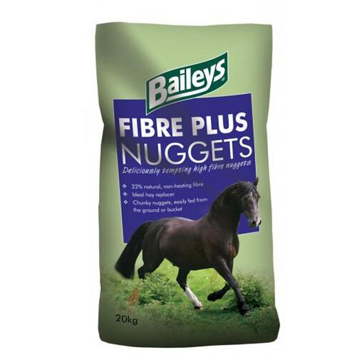 Baileys Fibre Plus Nuggets 20kg