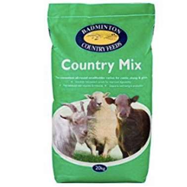Badminton Country Mix -Cattle, Sheep & Goat 20kg